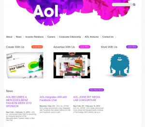 AOL Corporated
