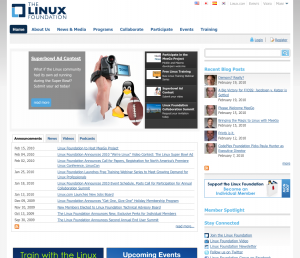 Fondation Linux